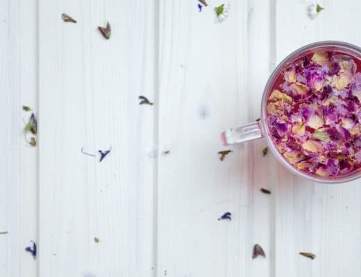 Libertine Blends Runaway Rose Herbal Tea