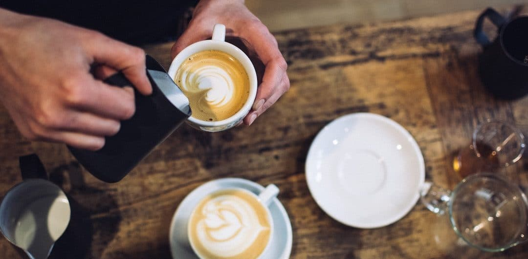 Making the perfect flat white with Allpress Espresso