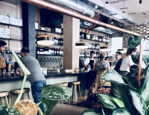 Caravan restaurant and bar, Fitzrovia, London brunch review